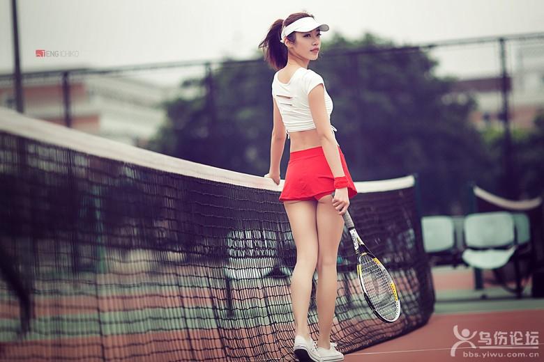 网球美女_网球美女高清图片人物图片高清图片素彩网