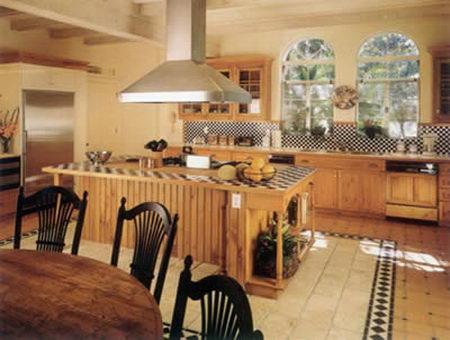 欧式风格厨房 低调的奢华