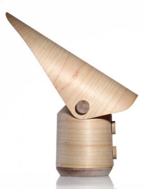 简单设计结构 waf台灯