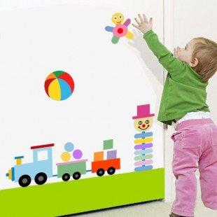 教宝宝如何用废品自制玩具