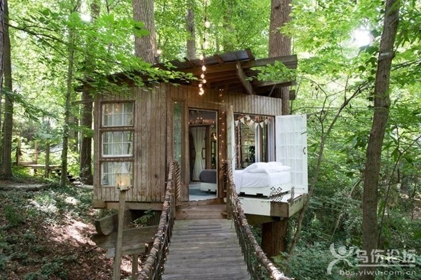 Treehouse in Atlanta