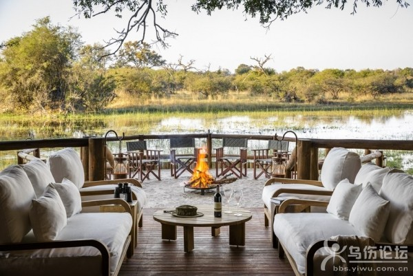 Sanctuary Chief's Camp, Botswana